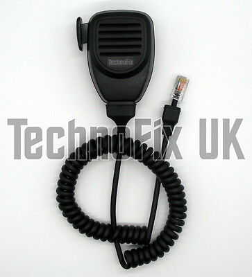 Replacement microphone for Icom IC-703 IC-706 (Mk II, Mk II G)  IC-7000 IC-7100