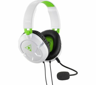 Turtle Beach Recon 50X Gaming Headset - White Colour - Xbox One / PS4 / PC / Mac