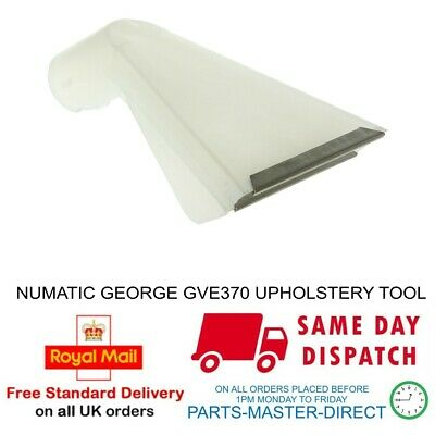 Fits Numatic George Gve370 Upholstery Extraction Nozzle Fishtail Tool
