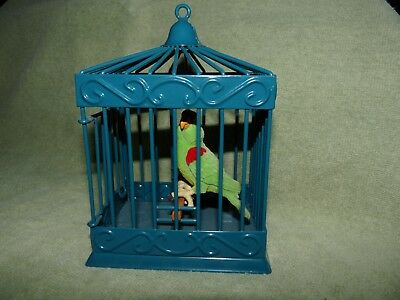 Fit For 18/'/' American Girl Green Bird Pet Doll Accessory Cecile/'s Parrot /& Games