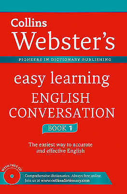 Collins Webster's Easy Learning English Conversation [Paperback] by UNKNOWN ( Au