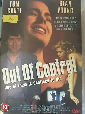 Out Of Control (DVD, 2001)