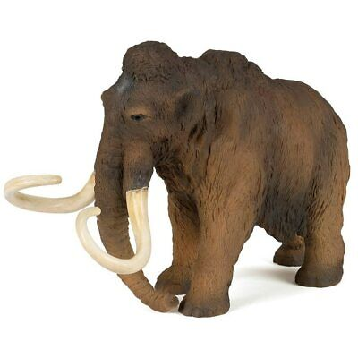 Woolly Mammoth Prehistoric Non Dinosaur Papo Model Toy Figure Monsterquest
