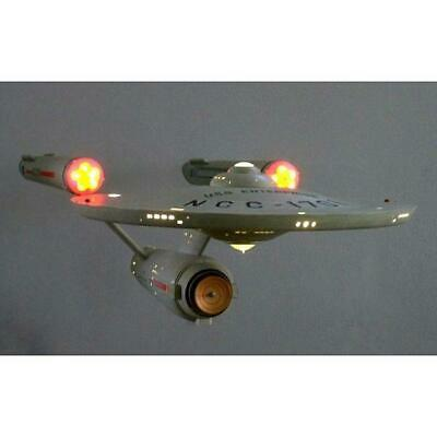 50th Anniversary TOS Star Trek Enterprise Motor Fan Blade & Control Boards