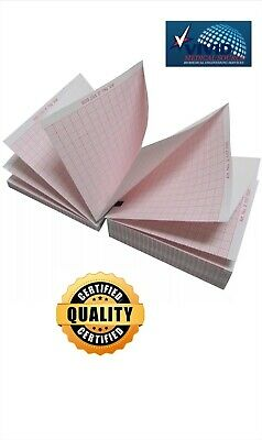 GE MAC 1200 ECG EKG Paper A pack Of 150 sheets. Also fits MAC 1600 NEW
