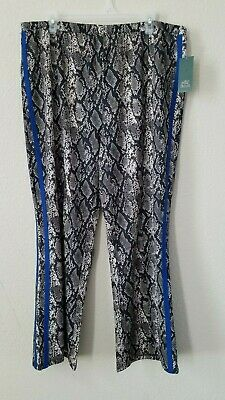 NEW WILD FABLE SWEATPANTS Size XSMALL *Great Snakeskin Design***NWT**