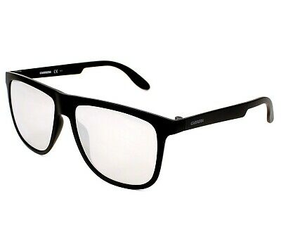4bb62a5065 CARRERA 5003/ST DL5/SS Matte Black/Silver Mirror Men's Rectangular ...