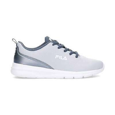 BASKETS FILA FURY Run III Faible Wmn Gris Chaussures Basses