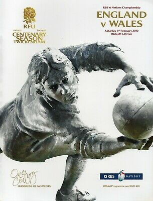 England v Wales -  Rugby Union 6 (Six) Nations - 06 February 2010 - Bonus DVD