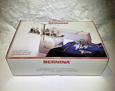 BERNINA MULTI SPOOL Thread Stand New Version With Attachments