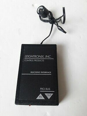 Leightronix PRPADVD PRO-BUS  Control Interface