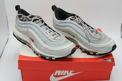NIKE AIR MAX 97 OG QS Silver Bullet Size 10.5 884421 001 W