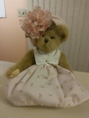 Brand New With Tags 960104 Bearington Collection Rose /& Vine Hat Box Hatbox