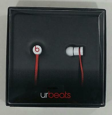 UrBeats by Dr. Dre UrBeats In-Ear Only Headphones WHITE - NEW