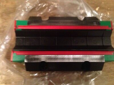 HIWIN RGW55HCH Rail Block Slider/Liner Bearing Carriage-Never Installed Or Used