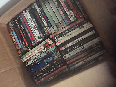 USED DVDs (ASSORTED TITLES) (UPDATED WITH NEW TITLES)