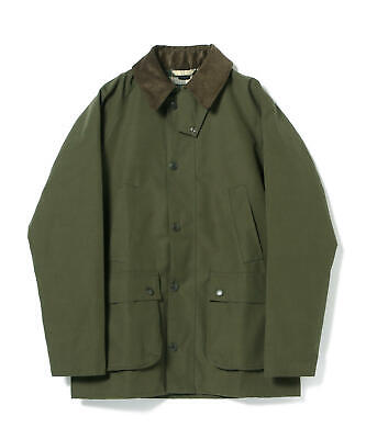 Barbour Bedale SL 2-Layer 36 Jacket - Olive Green Slim Fit Small XS Japan