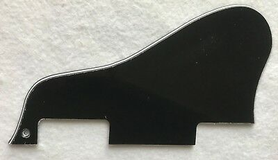 Fits Gibson ES-335 Guitar pickguard Scratch Plate Short,3 Ply Black