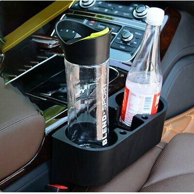New Car Holder Cleanse Seat Drink Cup Valet Travel Coffee Bottle Table Stand UU