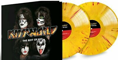 KISS - KISSWORLD: The Best Of - New Cd Compilation - £14 99
