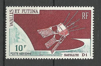 Wallis & Futuna Space Telecommunications Launching of the satellite D1 ** 1966