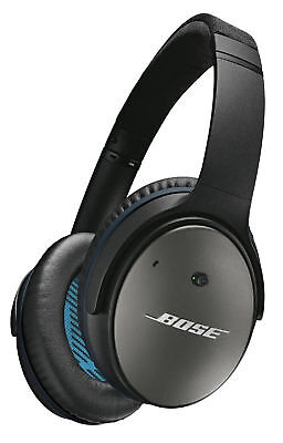 Bose QuietComfort 25 Over the Ear Headphones -Black