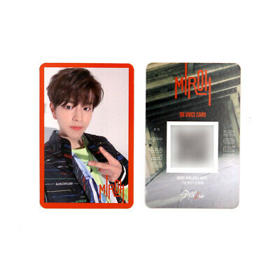 [STRAY KIDS] SKZ / Cle1 : MIROH Official Photocard / Red Border / SEUNGMIN