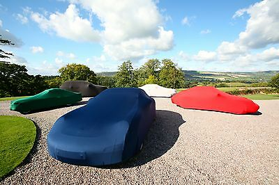 Super Soft Stretch Indoor Car Cover for Fiat 595 Abarth (2005 on)