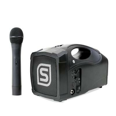 Professional Portable Handheld Public Guide Loud Speaker Wireless Pa Microphone