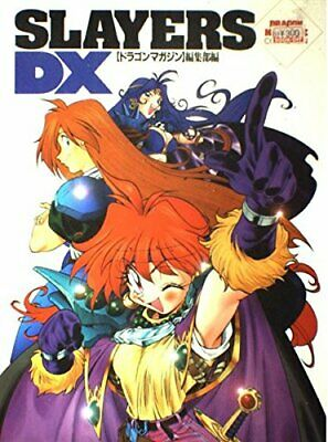 Rui Araizumi SLAYERS DX illustration art book
