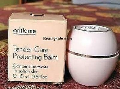 Oriflame Tender Care Protecting Balm, 15ml each (Set of 2)
