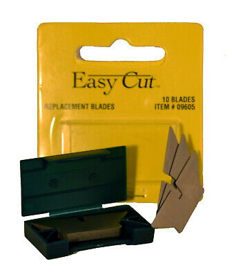 Easy Cut 1000 Safety Cutter Replacement Blades, Pack of 10 Blades (GB40471)