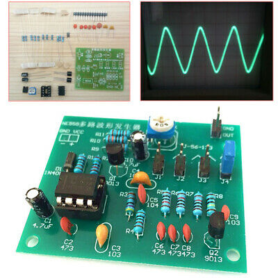 NEW FUNCTION SIGNAL Generator Sine Square Sawtooth Wave 5Hz