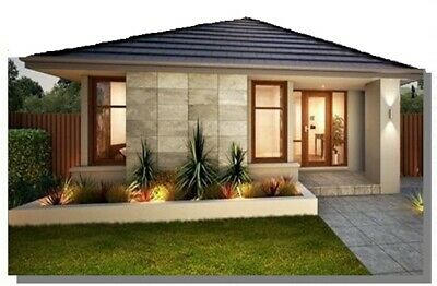 TWO Bedroom Kit Home, Granny flat, with Double Glazed Doors and Window P 60A
