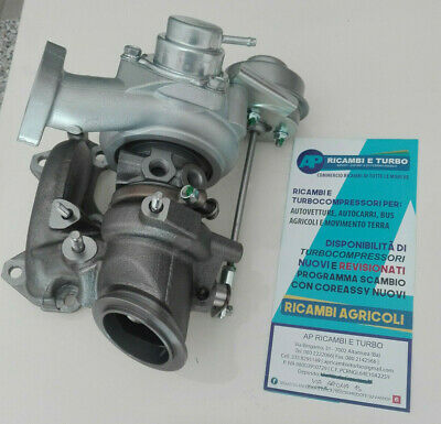Turbo  49373-03003 Fiat 500 Punto Panda Lancia Ypsilon Twin Air 0.9 L 80-85 Cv