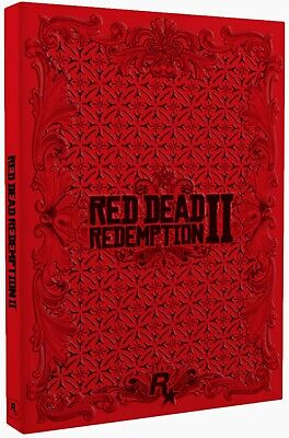 Red Dead Redemption II Limited Steelbook Game Case (no game)