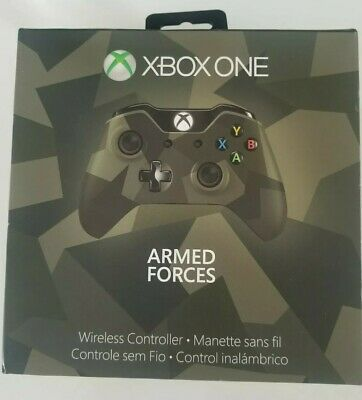 XBOX ONE ARMED Forces Special Edition 2014 Walmart Exclusive