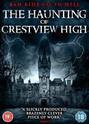 The Haunting of Crestview High (DVD, 2014) HORROR NEW SEALED PAL Region 2