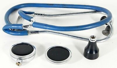 Italian Stethoscope Adult Pediatric Kit Cardiology With Case Gamifon Medical