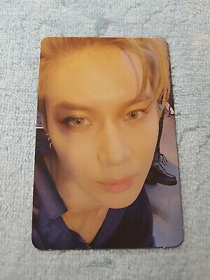 SHINee Solo Taemin 2nd Mini Album WANT Type-A Photo Card K-POP(10