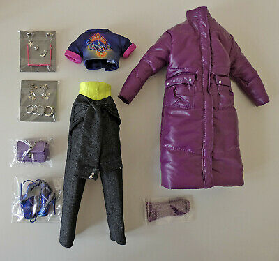 2019 MINT NIRVANA DOMINIQUE JUST-OFF-THE-DOLL COMPLETE OUTFIT NU-FACE