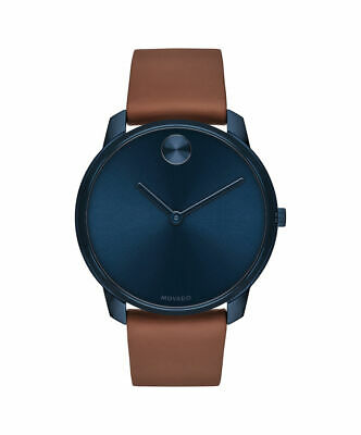 New! Movado BOLD Men's Watch 3600585 - Original Box and Papers!