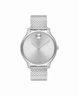 New! Movado BOLD Women's Watch 3600595 - Original Box and Papers!