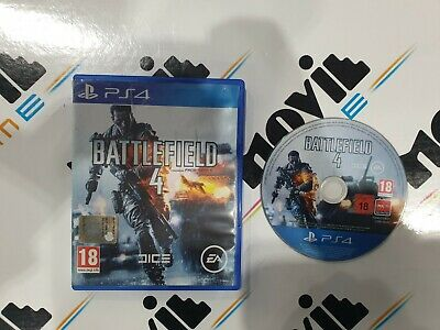 BATTLEFIELD 4 per Playstation 4 PS4 italiano USATO garantito