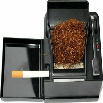 USED Powermatic 2 PLUS Electric Tobacco Cigarette Injector Machine FREE SHIPPING