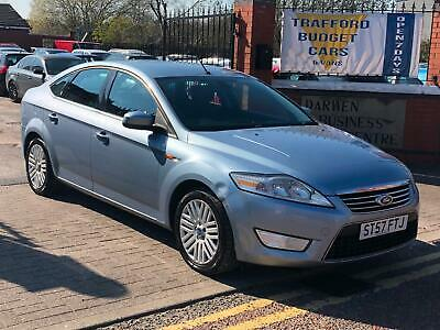 Ford Mondeo 1.8TDCi 125 6sp 2007 Ghia New shape. Top spec.