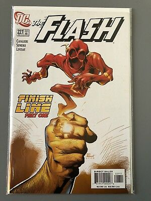 The Flash ( Vol 2 )  # 227 - Dc Comics