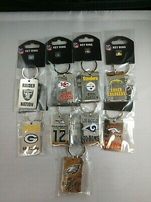 NFL Slogan Keychains New (pick your team)