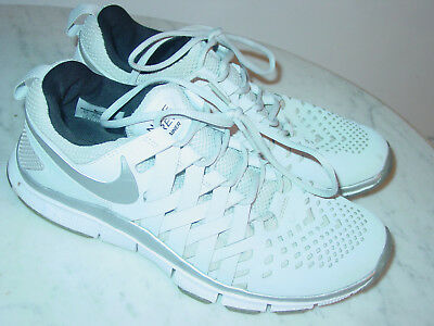 wholesale dealer 0c357 ffc7a 2013 Nike Free Trainer 5.0 Pure Platinum Silver Running Shoes! Size 9.5   160.00