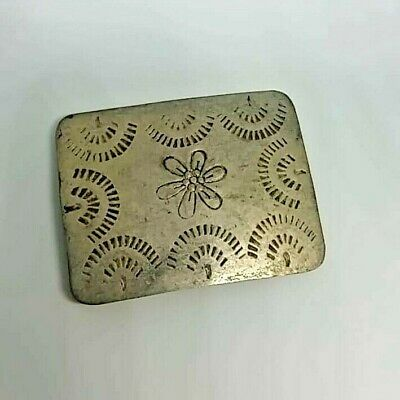 Extremely ancient silver viking engraved bulk belt very amazing